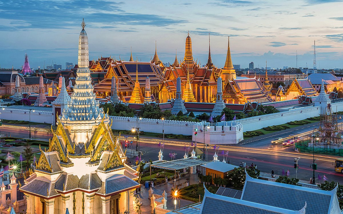 For the Love of God, Take Advantage of This Insane Flight Deal to Bangkok!