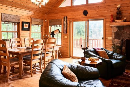Bangtel's New Michigan Cabin Is Ready for You (and All Your Friends)
