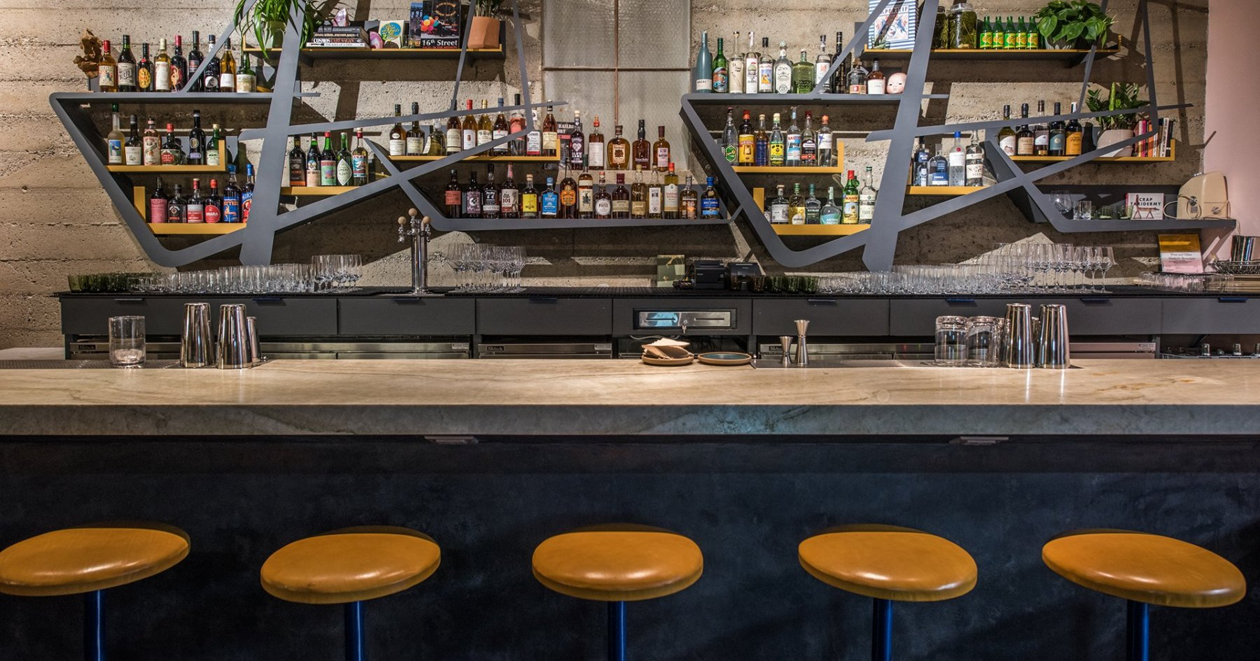True Laurel Is Quite Possibly the Best New Cocktail Bar in SF