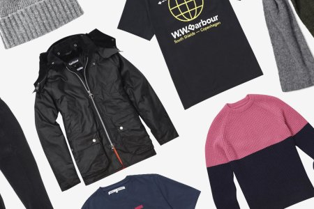 Barbour's New Collab Proves It's OK to Mess With the Classics