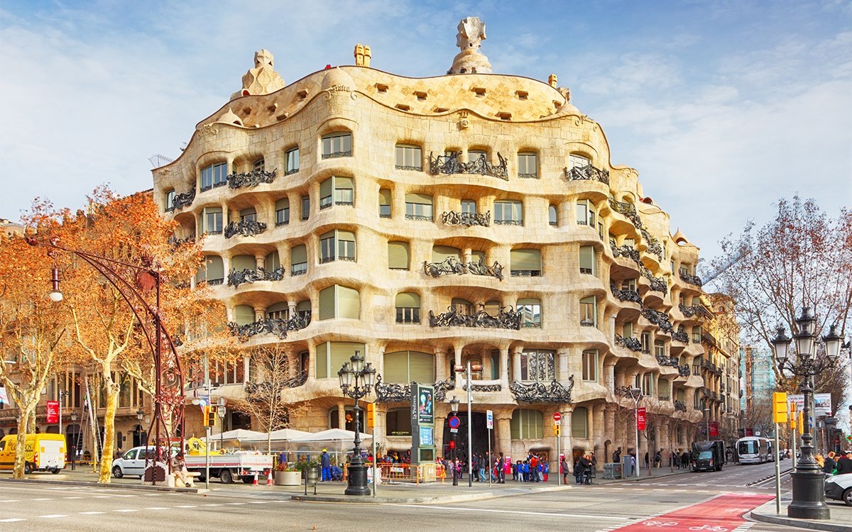 Fly From the West Coast to Barcelona for $149