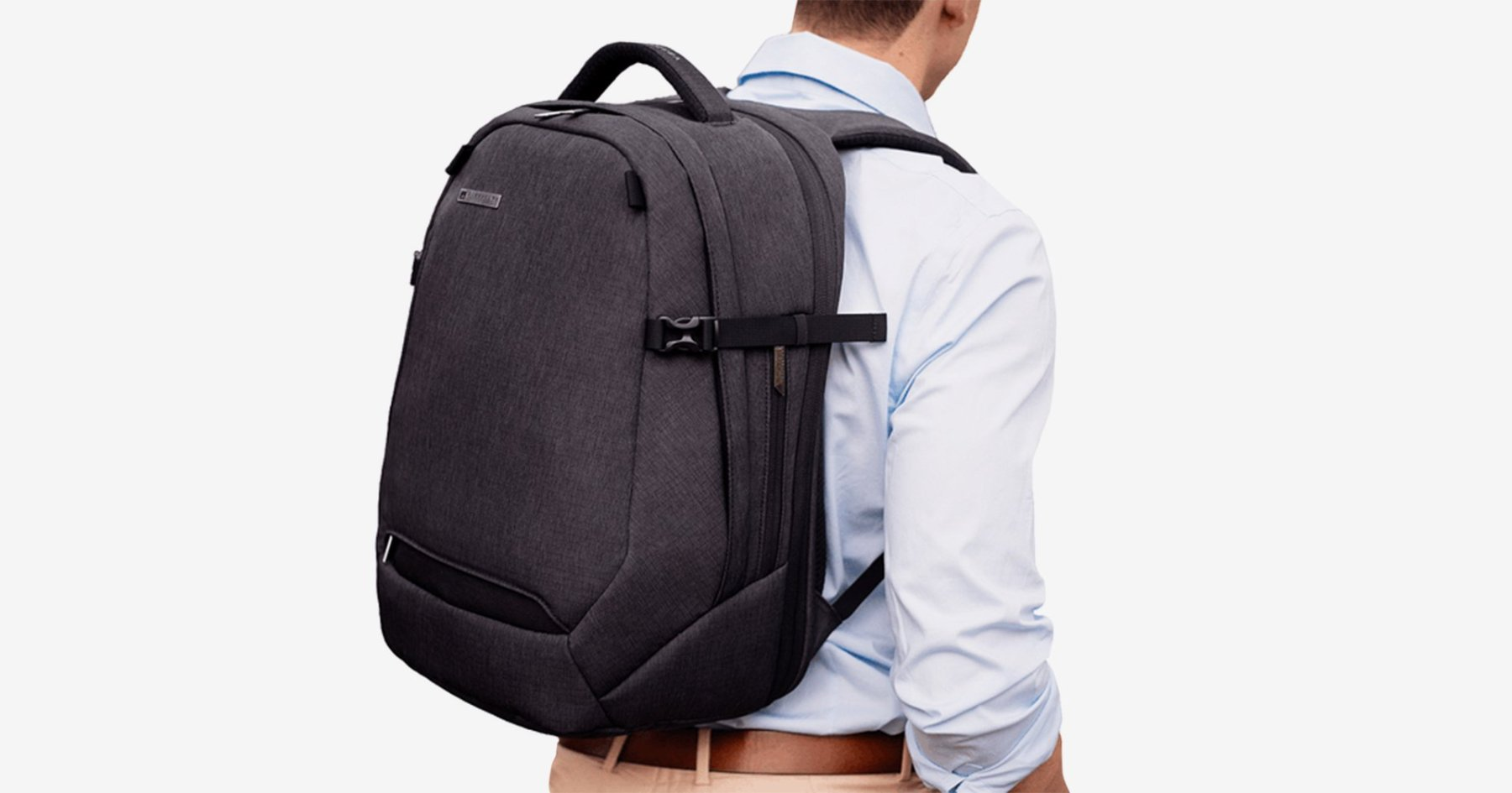 This Might Be the Most Function-Minded Bag We've Ever Seen