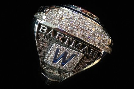 Yes, Steve Bartman Will Definitely Accept That Cubs World Series Ring