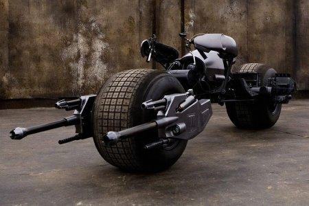 The Dorkiest Vehicle Batman Ever Drove Is on Sale
