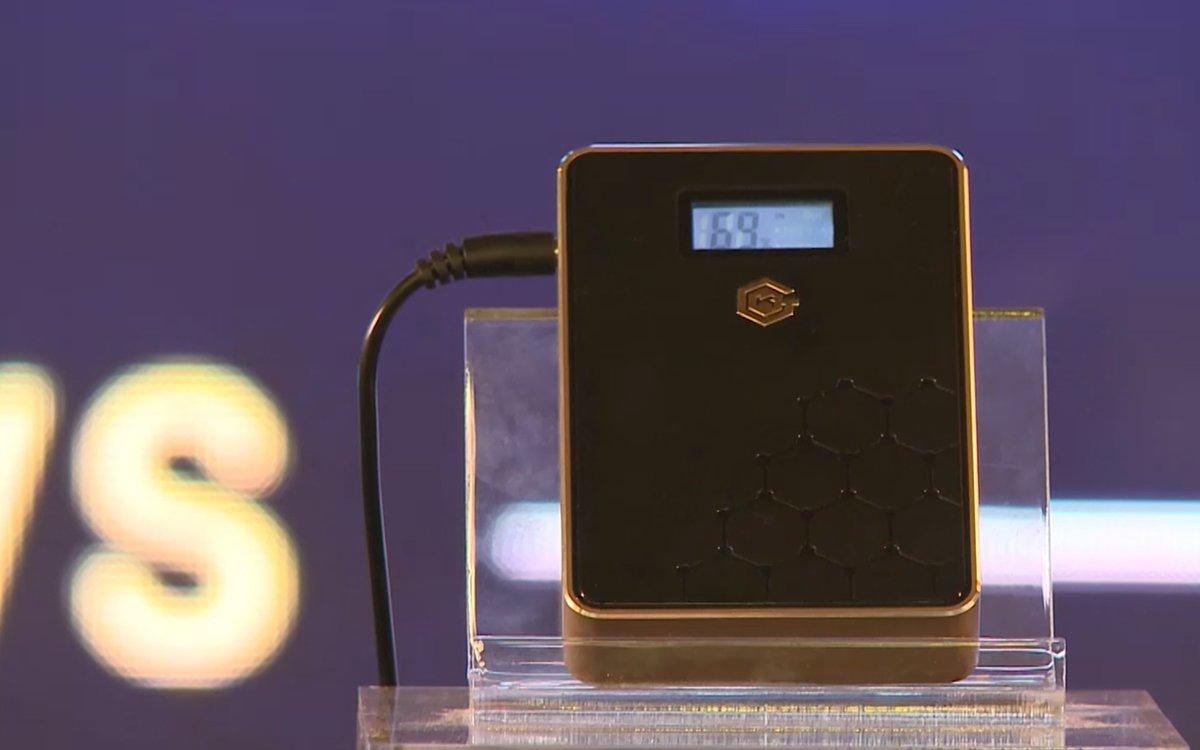 15 Minute Phone Battery Charge, China's Graphene G-King - InsideHook