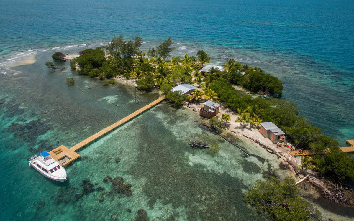 This Private Island Resort Is Basically <i>Castaway</i> With Butlers