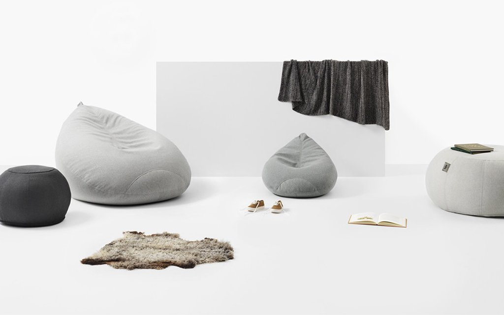 Stupendous Lujo Bean Bag Chair Insidehook Caraccident5 Cool Chair Designs And Ideas Caraccident5Info