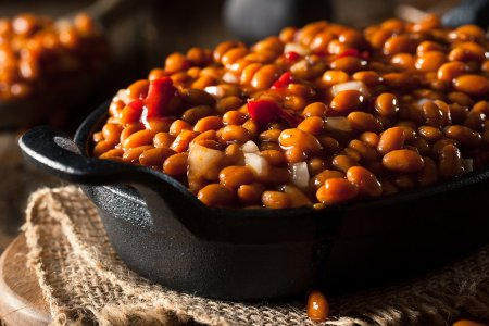 Switching From Meat to Beans Would Make the World a Less Gassy Place