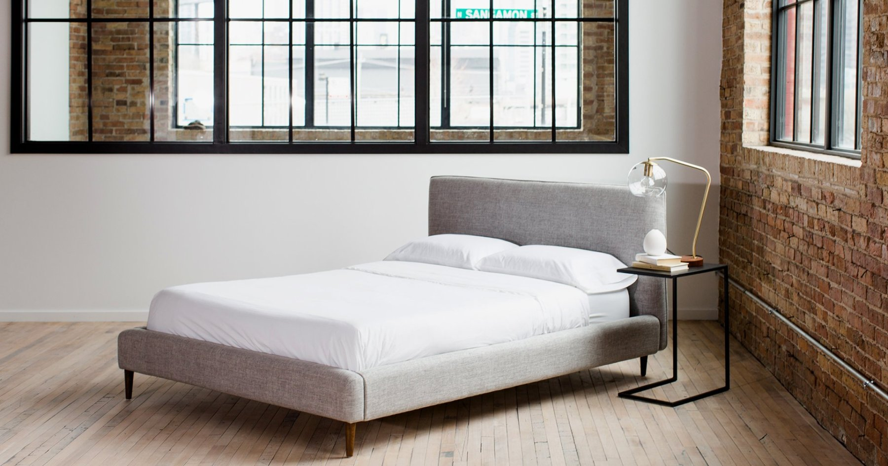 Interior Define Now Makes Beds and They're Handsome as Heck