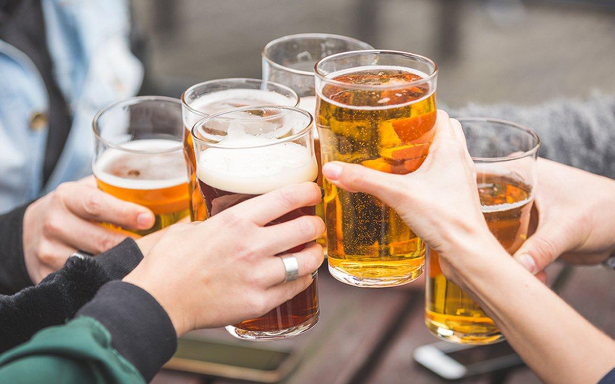 Is Beer Healthier Than Milk?
