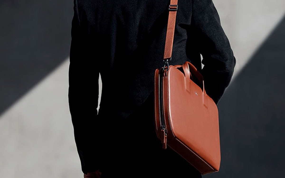 Bellroy Leather Bags