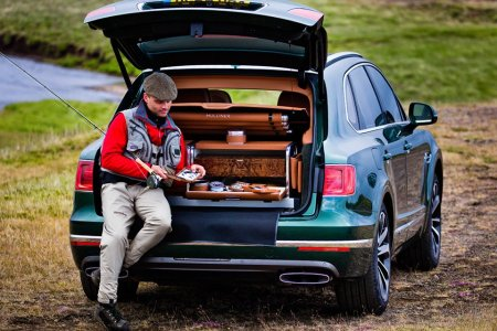 Bentley Just Built the World's Prettiest Tackle Box. It Comes With an SUV.