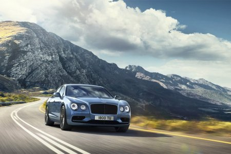 Bentley's Making a 200 MPH Family Car Now