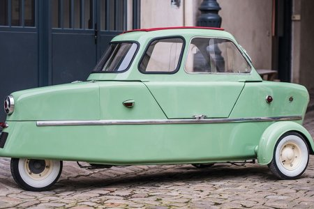 Someone Is Selling a … Flying Personal Submarine on Wheels?