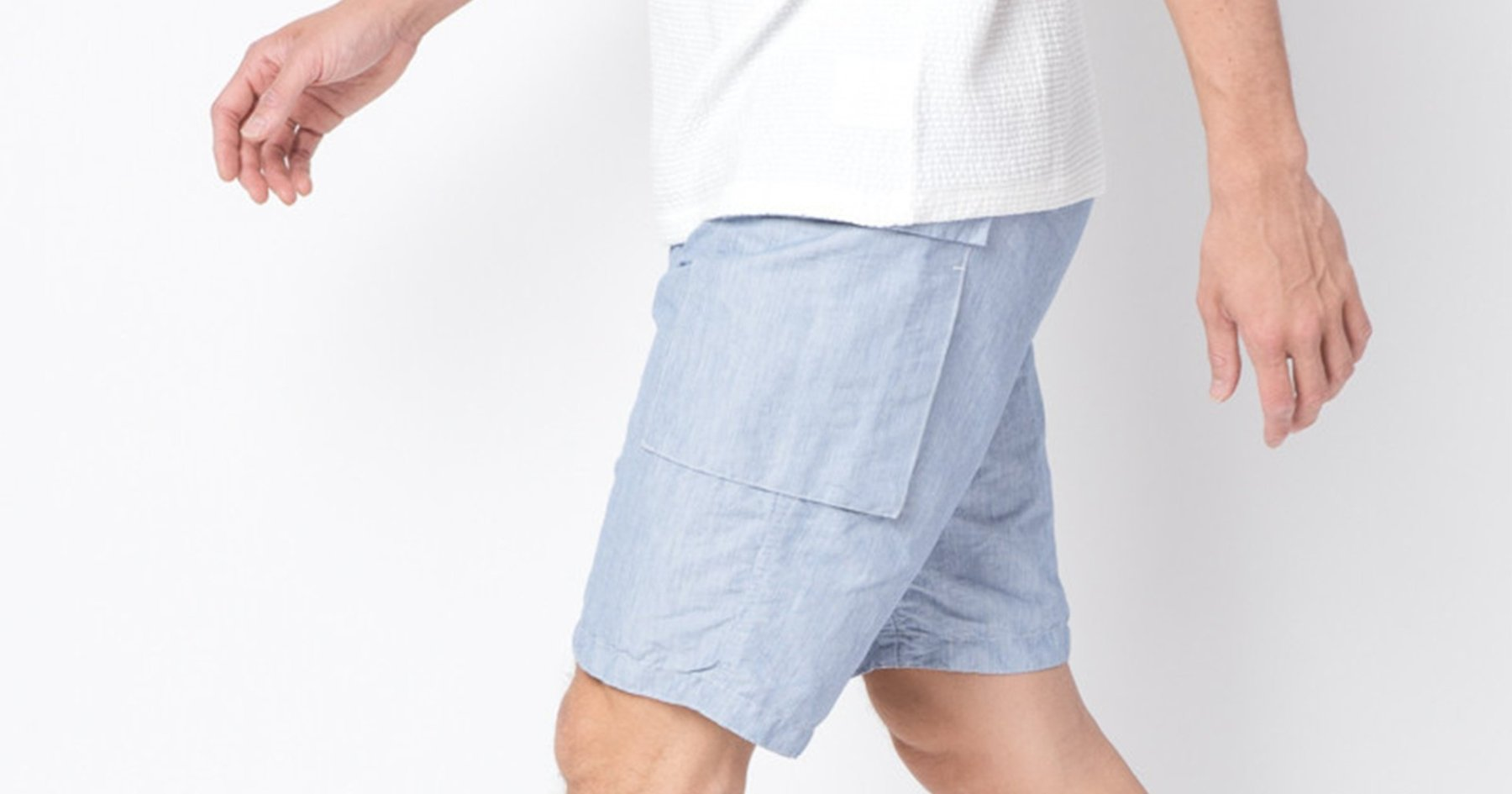The Big Shorts: A Pair of Summer Britches for Every Gent