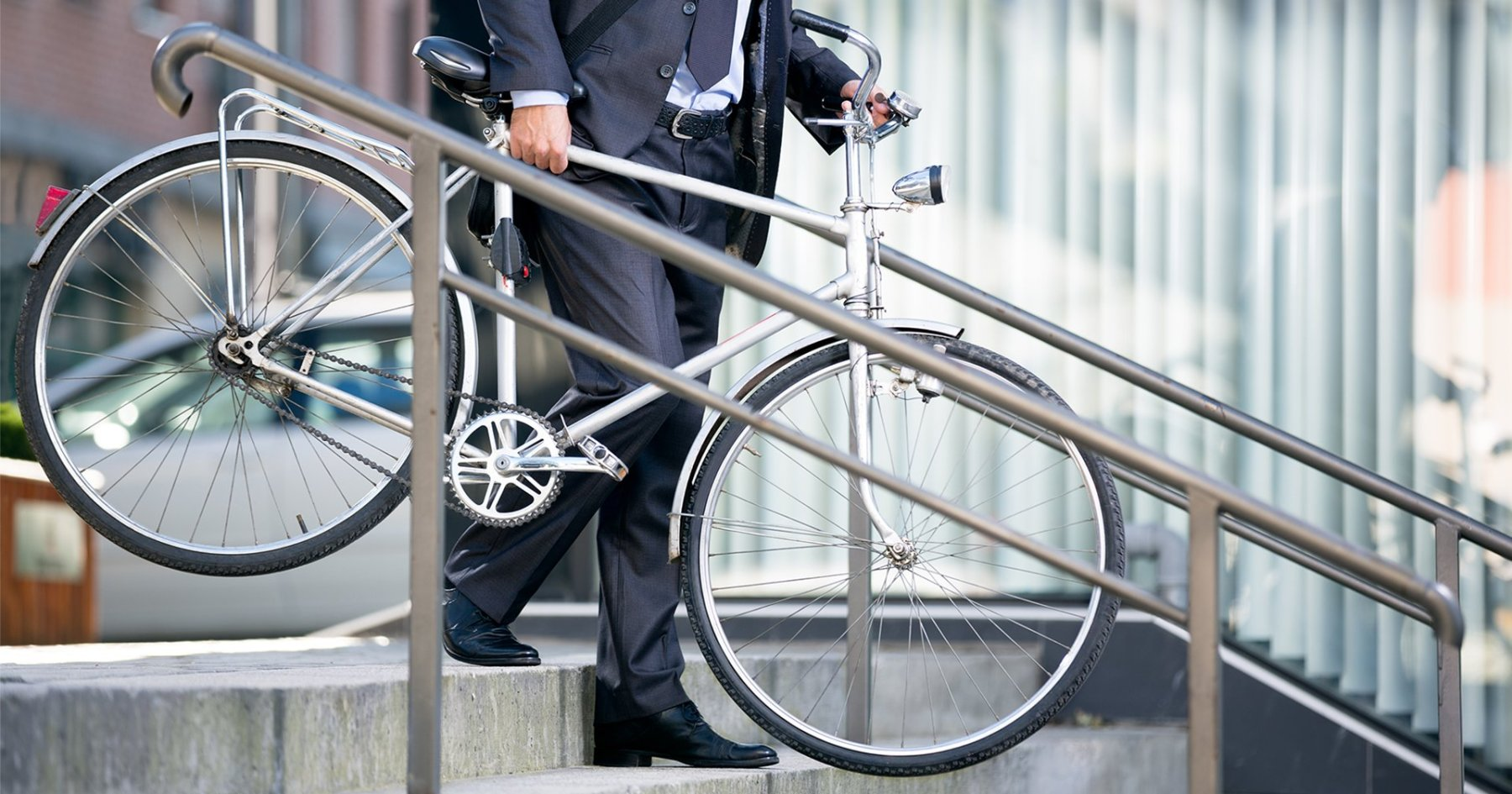 Don't Sweat Biking to Work. Literally. Here's How.