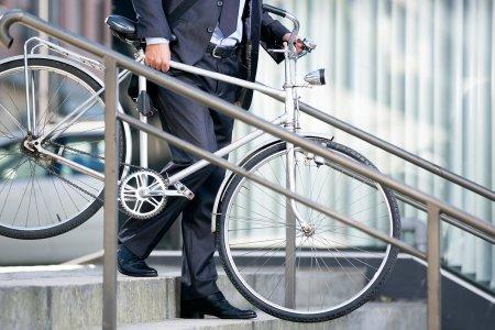 Don't Sweat Biking to Work. Literally. Here's How.