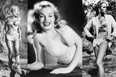 The Three Sexiest Bikini Babes in History, According to 2,000 Women