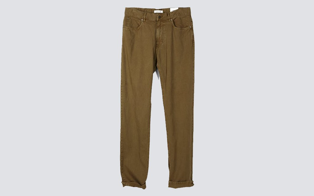 Billy Reid Five-Pocket Pants