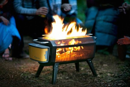 BioLite's FirePit Is a Camping and Tailgating Game Changer