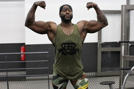 This French Bodybuilder Has No Legs, Can Still Crush You Like Gnat