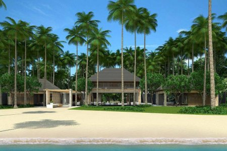 Visiting Leo DiCaprio's New Resort in Belize Will Help Save the Planet