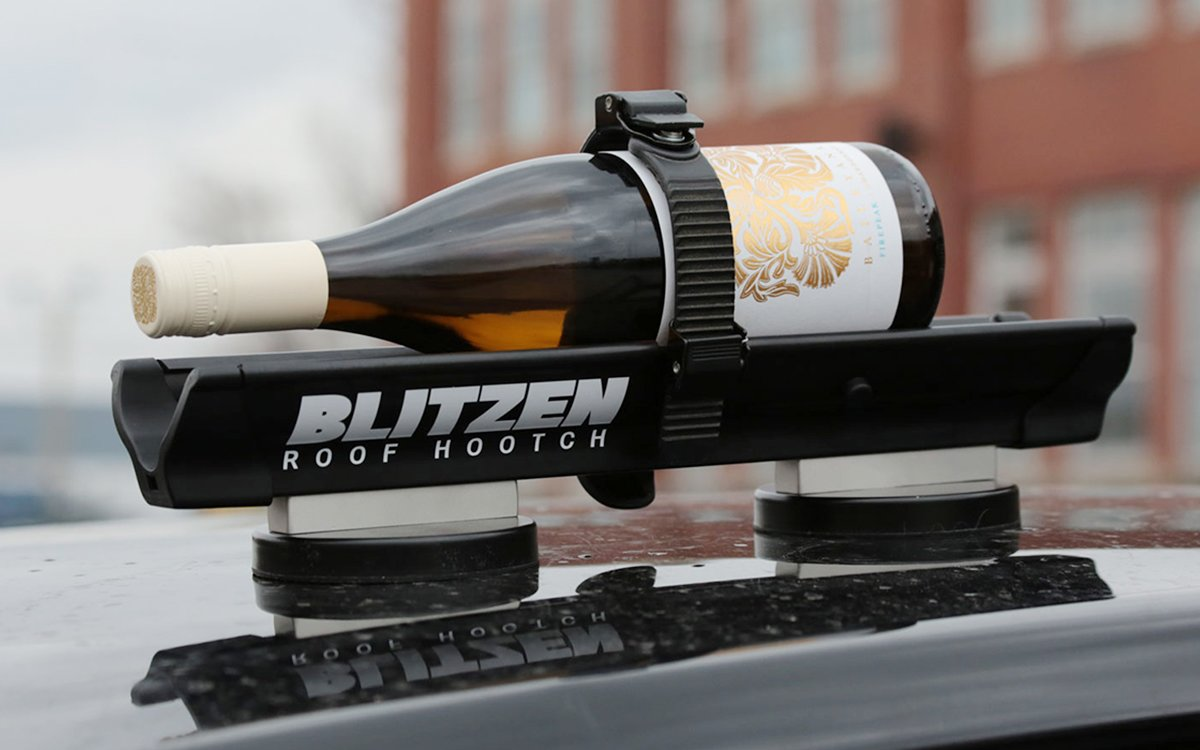 This Rooftop Booze Cooler Is Simple, Ingenious