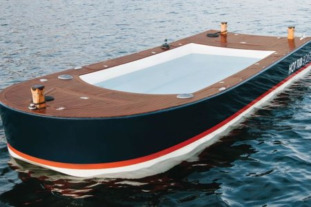 Is There Anything More Chill Than a Hot Tub Boat?