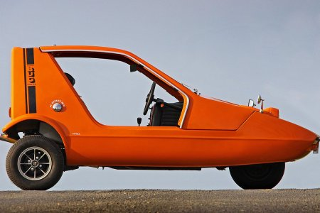 Quirky British Microcar Manages to Survive the '70s, Somehow