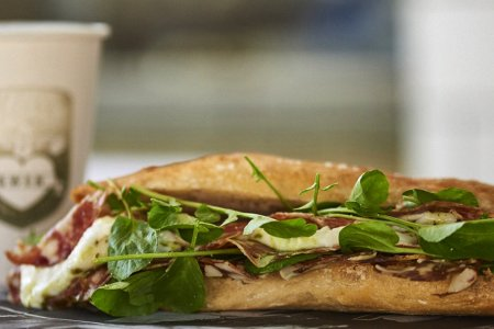 The Book of Sandwich, Vol. V: New Kids on the Block