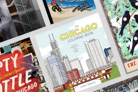 The Seven Best Chicago Coffee Table Books of 2016