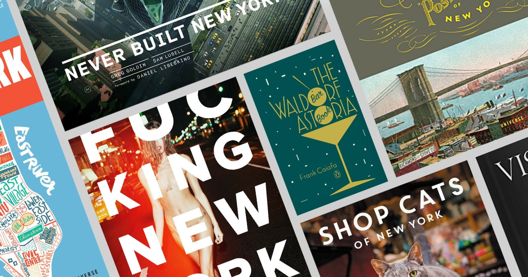 Top Coffee Table Books 2016.The Eight Best Nyc Coffee Table Books Of 2016 Insidehook