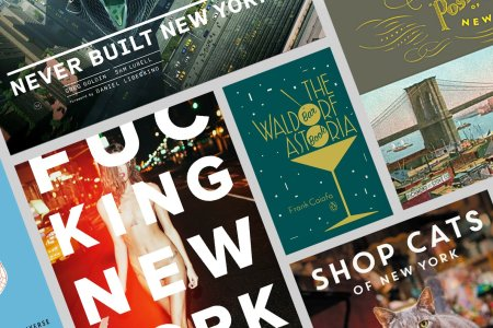 The Eight Best NYC Coffee Table Books of 2016