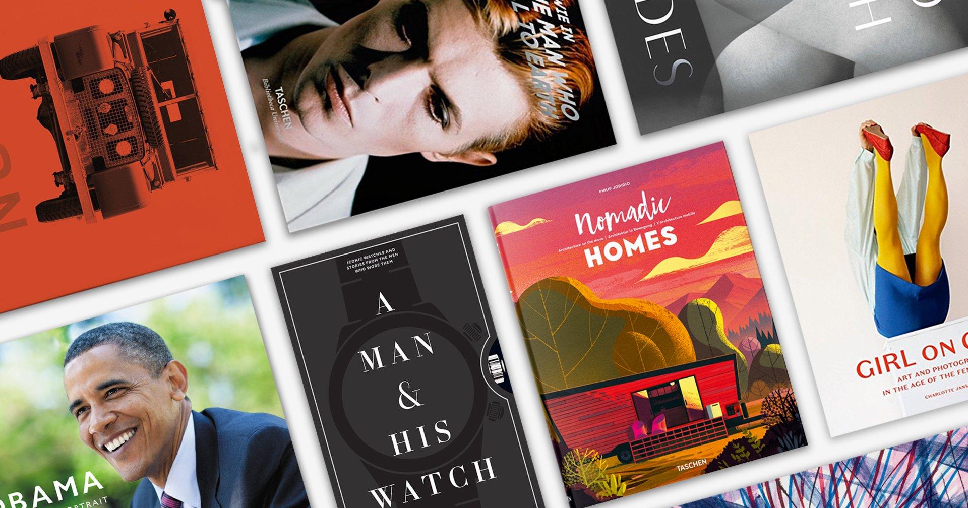 40 Best Coffee Table Books 2017 InsideHook