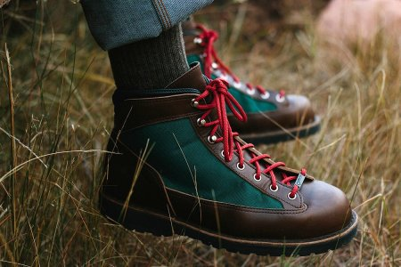 Alpine-Style Hiking Boots Are Everywhere and We're Smitten