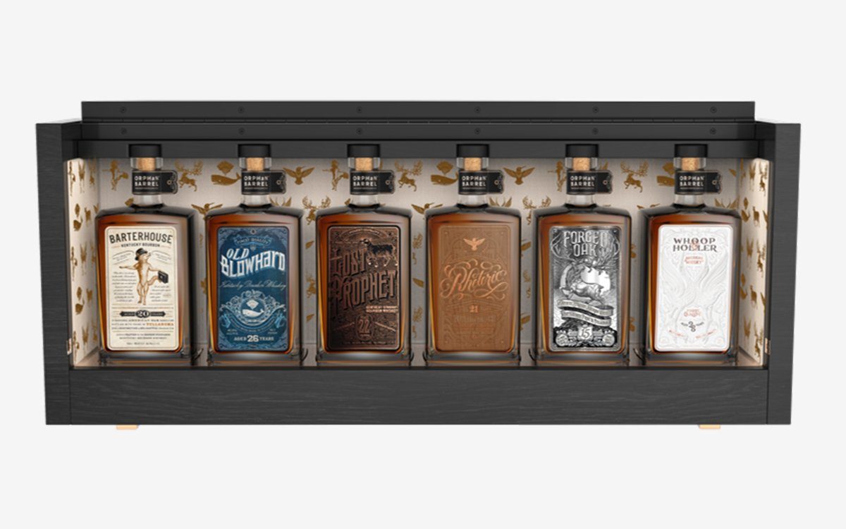 One Vintage Bourbon Is Good. Six Are a Miracle.