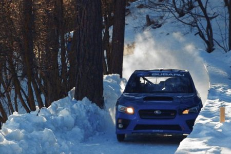 So a Stunt Driver Brings His Subaru to an Olympic Bobsled Track …