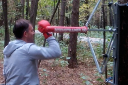 This Sparring Machine Will Punch You in the Face
