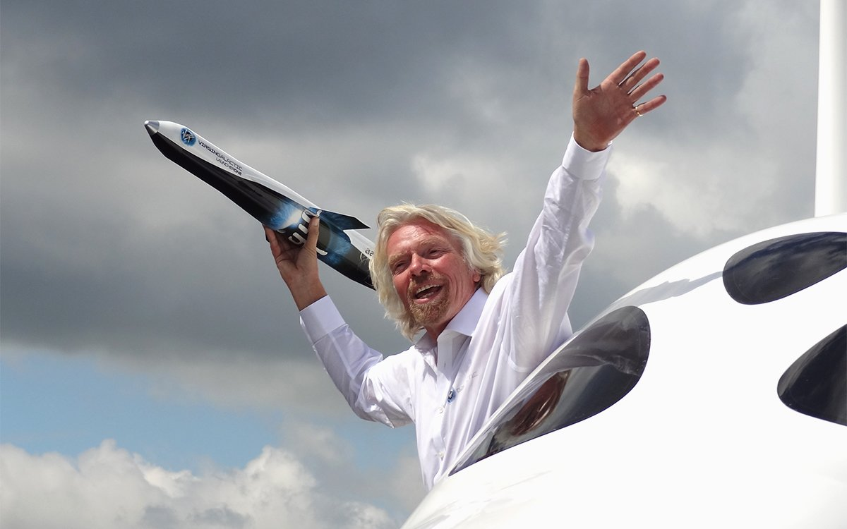 Man Figures Out How to Visit Richard Branson's Private Island Using Points