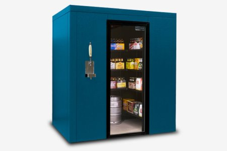 It's Surprisingly Easy to Get a Walk-In Beer Fridge for Your House