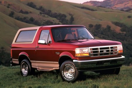 Ford Has Confirmed They're Making the Bronco Great Again