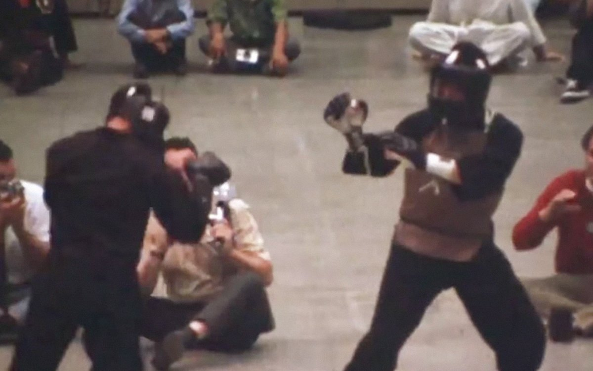 Watch Video of Real Bruce Lee Fight With Student Ted Wong - InsideHook