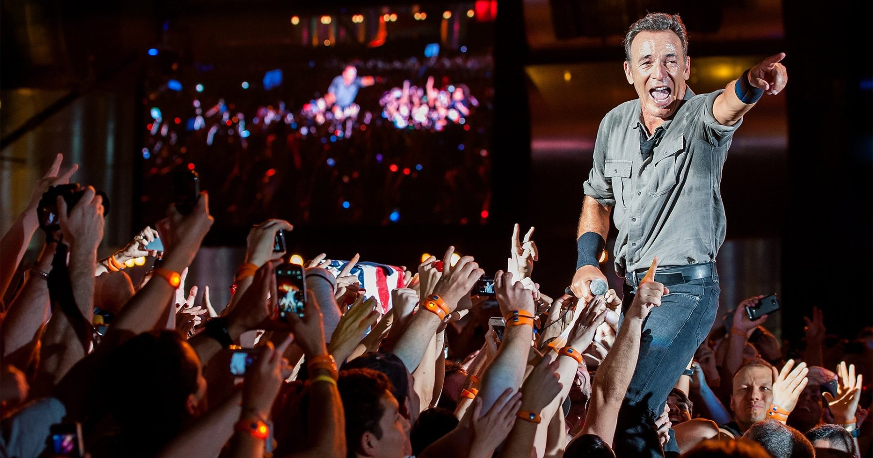 Why I Have Been to Dozens of Bruce Springsteen Shows