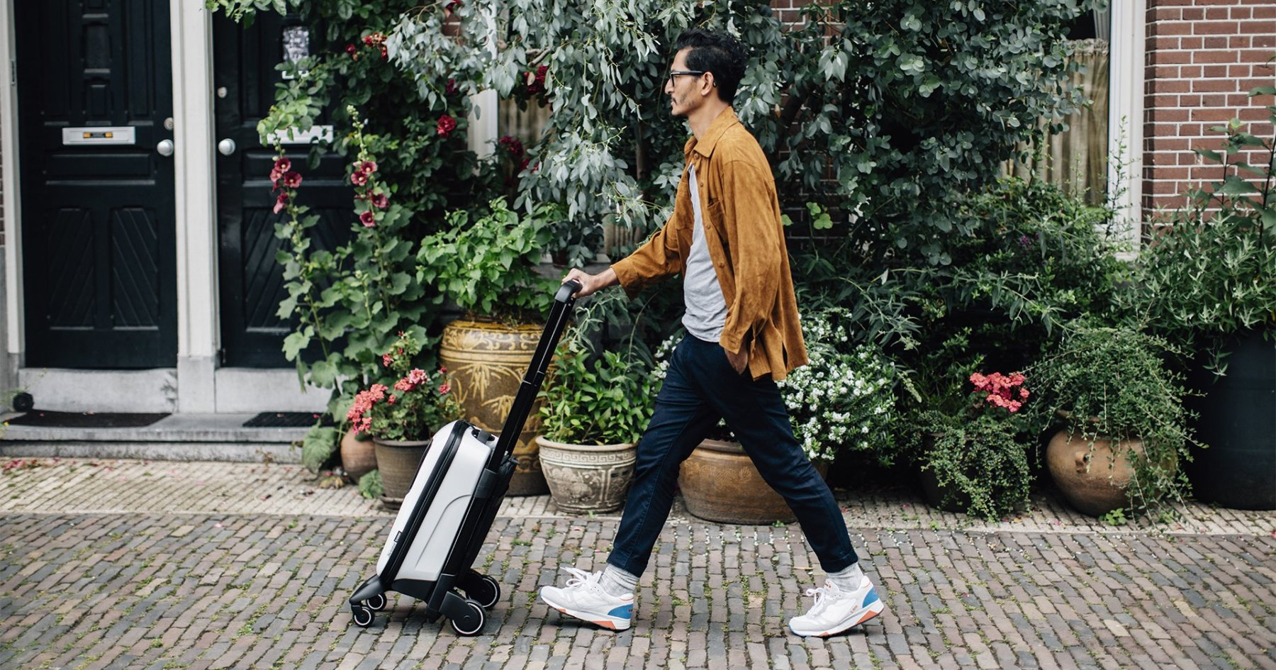 This Modular Luggage Makes for Ridiculously Easy Travel