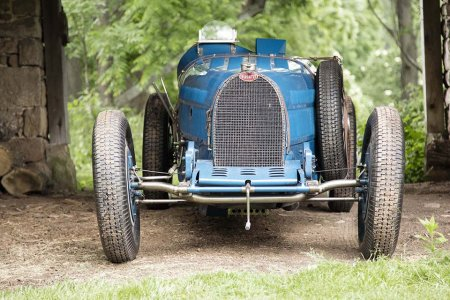 Super Rare Bugatti Racer to Go Up for Sale for First Time in Decades