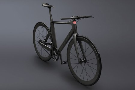 Bugatti's New Bicycles Could Make a Grown Man Cry