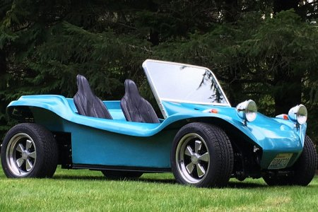 Everything Great About the '60s Mashed Into One Frisky Dune Buggy