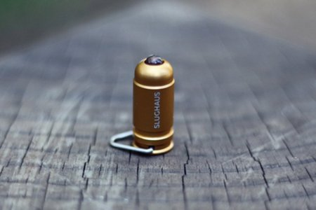 You Will Love This Flashlight. Even Though It's Tiny.