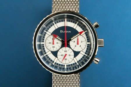 Bulova to Reissue the Pure '70s 'Stars and Stripes' Watch