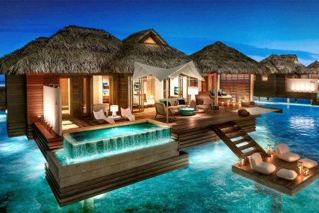 Jamaica's Getting Overwater Bungalows, Which Is Fun
